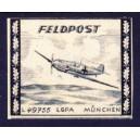 wwII Flämische Legion 1939-45 Nr. V-VIII ungezähnt