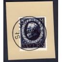 Bund 1949 Nr. 113-115 FDC Replica