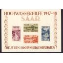 Saargebiet 1920 Freimarke Nr 31 auf Briefstück gest. St. Ingbert Replica