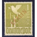 Berlin 1949 Nr. 20  aus 1-20 Aufdruck Falsch