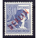 Berlin 1949 MiNr. 34 ** postfrisch aus 21-34 Aufdruck Falsch