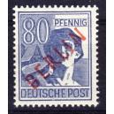 Berlin 1949 Nr. 34  aus 21-34 Aufdruck Falsch