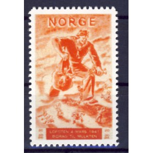 "Norge British Propaganda ""The Lofotan Raid"""